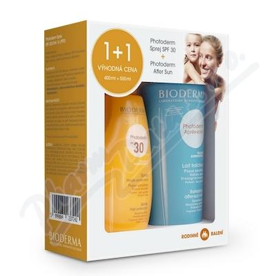BIODERMA Photo.Spr.SPF30 400ml+After S. 500ml Výh.